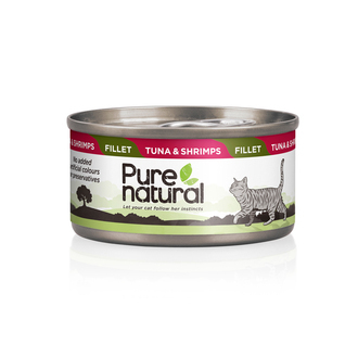 Fillet - Tuna & Shrimps